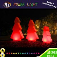 Buy cheap Holiday Decorative Outdoor Waterproof Colorful LED Christmas Tree from wholesalers