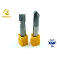 Buy cheap 45 Degree PCD Carbide Diamond Milling Cutters 5000mm/min from wholesalers