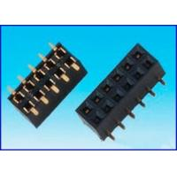 Buy cheap 1.27mm pitch, dual row,JAE alternative female header connector from wholesalers