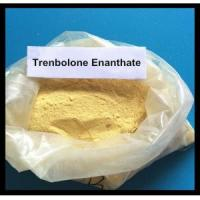Buy cheap Raw Powder Parabolan Trenbolone Steroids 10161-33-8 Trenbolone Enanthate For Muscle Building from wholesalers