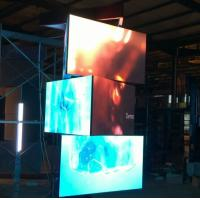 Buy cheap New LED Billboard Outdoor 360 Degree Spinning LED Display Panel from wholesalers