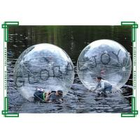 Buy cheap Outdoor Play PVC Inflatable Water Walking Ball Balloon 2m Diameter from wholesalers