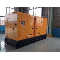 Buy cheap 280kw/350kVA Cummins silent Diesel Generator Set /Gensets with soundproof canopy enclosure from wholesalers