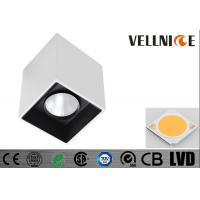 Buy cheap 10W Surface Mount Ceiling LED Lights Aluminum 3000K White With Built-in Driver from wholesalers