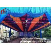 Buy cheap Outdoor Party Aluminum Stage Truss Square Shape Silver Colr 400mm X 400mm Size product