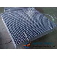 Buy cheap Press-locked Steel Grating, Smooth and Serrated Surface, Integral Structure from wholesalers