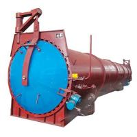 Buy cheap Φ2.68m Steam Pressure Horizontal Cylinder Autoclave / AAC Block Plant Autoclave from wholesalers