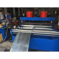 Buy cheap Forming speed up to 4 meters per nimute cable tray roll forming machine Cr12 Mov blade from wholesalers