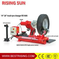 China CE approved 220V Heavy duty tire changer truck service equipment for sale CE on sale