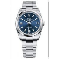 Buy cheap Rolex Air King Mens Automatic 114200 Blue Dial from wholesalers