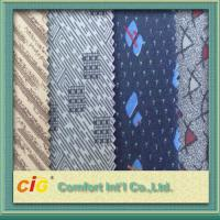Buy cheap Polyester Warp Knitting Tricot Auto Upholstery Fabric For Bus , Car Seat product