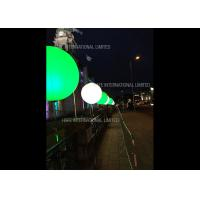 Buy cheap 130 CM Balloon Luminaid Inflatable Light Build In RGB White Led Big Events Used from wholesalers