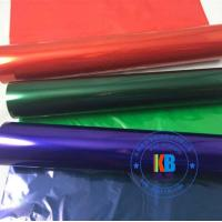 Buy cheap Resin material color printer ribbon compatible zebra cab 4+ argox  110mm*300m for reflective sheeting printing from wholesalers