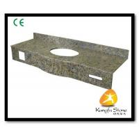 Buy cheap Xiamen Kungfu Stone Ltd supply Bathroom Natural Granite Countertops In High quality and cheap price from wholesalers