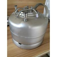 Buy cheap Professional 1.75gallon Ball Lock Keg With Pressure Relief Valve And Lids from wholesalers