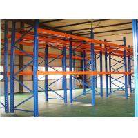 Buy cheap Cold Rolled Steel Durable Storage Pallet Racking from wholesalers