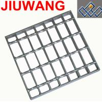Buy cheap china standard carbon steel grating/mild steel grating from wholesalers