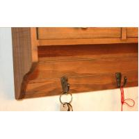 Buy cheap Zakka Wall Shelf keys Hanger storage box Shelf rack from wholesalers