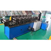 Buy cheap Light Gauge Steel Sheet Roll Forming Machine Quick Change Stud And Track from wholesalers