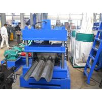 Buy cheap Anti Crash Barrier Guardrail Roll Forming Machine product