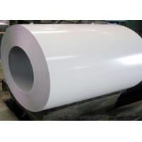 Buy cheap Single / Double Sided Polyester Coated Aluminium Sheet Coil For Roofing from wholesalers
