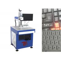 Buy cheap Keyboard Laser Printing Machine , Laser Marking Machine For Keyboard from wholesalers