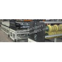Buy cheap PC+UV wave roof tile/roofing sheet panel making machine production line product