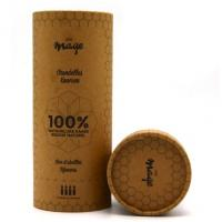 Buy cheap Tall wine packaging printed eco-friendly round kraft tube box with custom printed from wholesalers