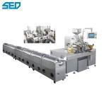 Buy cheap RJWJ-300C Soft Gelatin Capsule Filling Encapsulation Machine Production Line 370 Million Granules Weight Of Main Machine from wholesalers