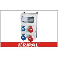 Buy cheap IP44 Indoor Plastic Electrical Distribution Box for Standby Power Supply from wholesalers