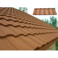 Buy cheap Customized Heatproof / Sound Insulation Stone Coated Roofing Sheet from wholesalers