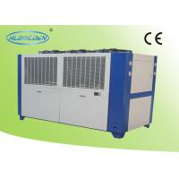 Buy cheap Indoor Industrial Air Cooling Screw Chiller With CE Certificate from wholesalers