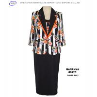 Buy cheap pictures of long skirts with the lapel collar online from wholesalers