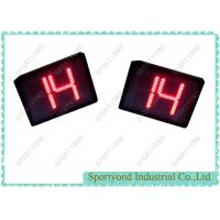 Buy cheap Basketball 14 Seconds Shot Clock With Electronic 14 Sec Count Down Clock from wholesalers