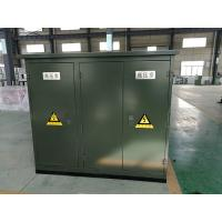 Modular Box Type Electrical Transformer Substation Three Phase For Schools
