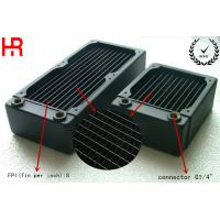 Buy cheap Dual fan Electroplating cpu cooler radiator-240mm from wholesalers
