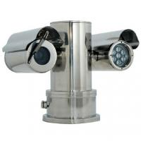 Buy cheap 100m IR PTZ CCTV Camera for Mining or Petrol Station Monitoring , Explosion Proof Cameras from wholesalers