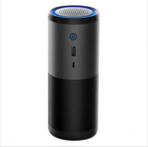 Buy cheap 30dB UVC Stainless Steel Electric Air Purifier product