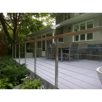 Buy cheap Exterior cable rails design wire railing for porch/ balcony with cheap price product