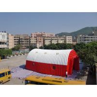 Buy cheap Customized Fire - Resistant Inflatable Tent Outdoor Inflatable Garage Tents from wholesalers