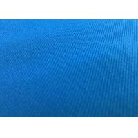 Buy cheap Minimatt Blue 300d Oxford Fabric 100% Polyester With Imitation Memory from wholesalers