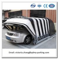 Buy cheap Customized Model Heated Car Cover Snow/ Automatic Carport Aluminum Folding Tent Manufacturers from wholesalers