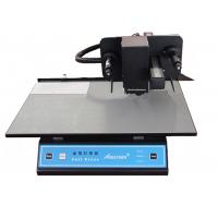 Buy cheap 300Dpi Roll Sticker Hot Foil Press Machine , Hot Stamping Machine For Plastic from wholesalers