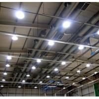 Buy cheap Loop hanging UFO LED High Bay Light intellgent control Robust Die Cast Aluminum Luminair from wholesalers