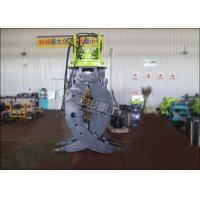 CE Certified Excavator Rotating Grapple 160-180 Kg/cm2 Oil Pressure For Komatsu