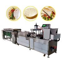 Buy cheap Electric Heating 6000pcs/h Tortilla Production Equipment from wholesalers
