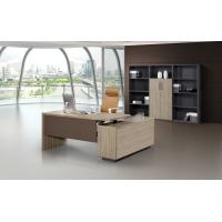 Buy cheap Economical Durable Office Manager Desk Optional Colour Wood Office Executive Desk from wholesalers