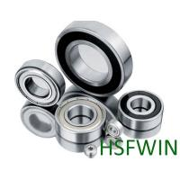Buy cheap Deep Groove Ball Bearing 10-1400MM Outside Diameter For Industrial Machinery from wholesalers