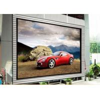 Buy cheap High Brightness P10 Outdoor LED Display Screen Advertising For Airport / Bus Station IP65 from wholesalers