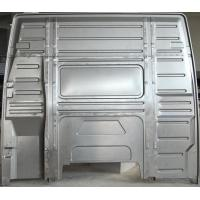 Buy cheap body panels Replacement Truck Body Parts of Steel Truck Cabin Rear Panel from wholesalers